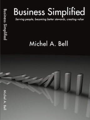 Book by Michel A Bell