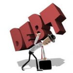 Debt Burden Caused by Low Interest Rates