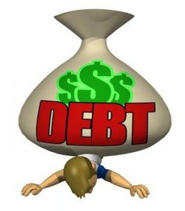 Credit Counselors Don't Get You Out of Debt - You must change your lifestyle