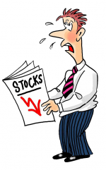 Wall Street Plunge
