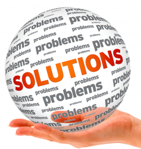 Solution driven marketing